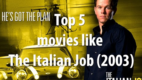 Movies Like The Italian Job