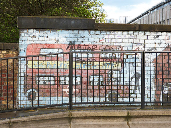 bus sur abbey road