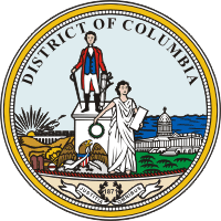 The Seal of District of Columbia