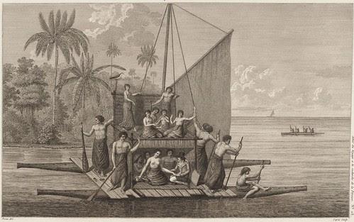 Double Pirogue des Iles des Amis