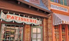 Boulangerie Patisserie - DO NOT MISS THIS PLACE!!!! So many choices to satisfy your sweet tooth. #EPCOT