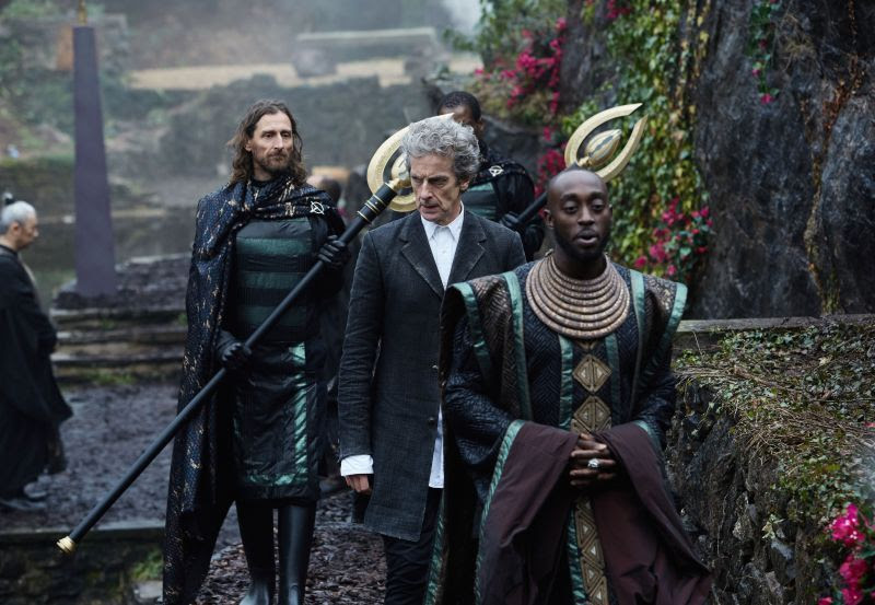 Image result for doctor who extremis