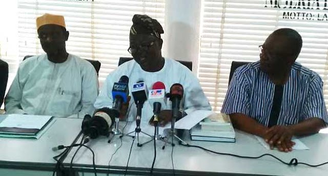 ASUU suspends strike, soon to embark on another.