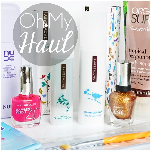 beauty_haul_June_2013