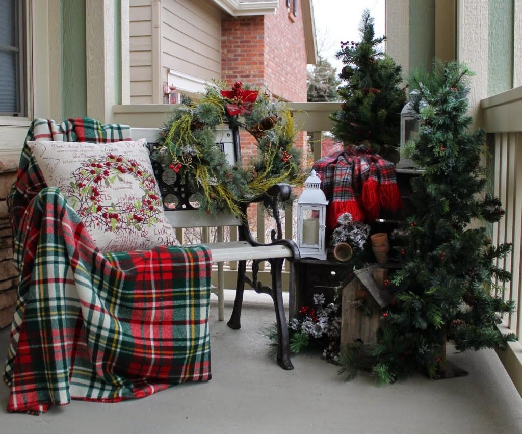 Top Christmas Balcony Decorations - Christmas Celebration - All