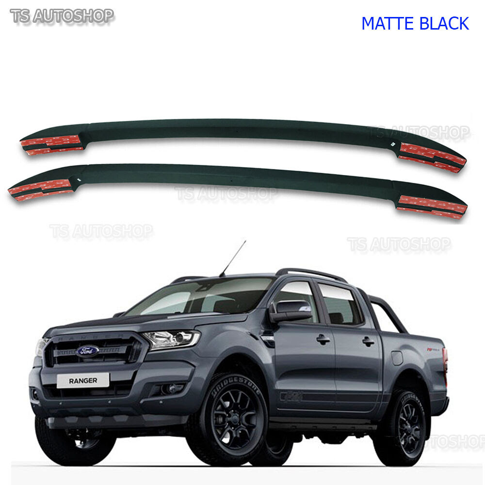 ... Roof Rack Bar Fit Ford Ranger T6 MK2 Px4 PX WILDTRAK 2012-2017 | eBay