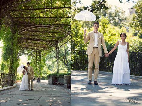 Cinelle Stephen   Central Park Conservatory Garden