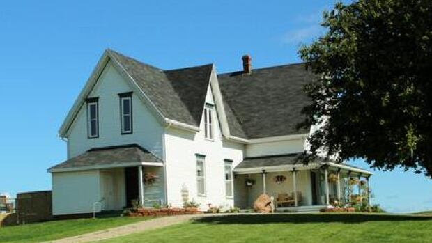 The Montgomery Inn in Ingleside was built in the 1870s by Lucy Maud Montgomery's grandfather.