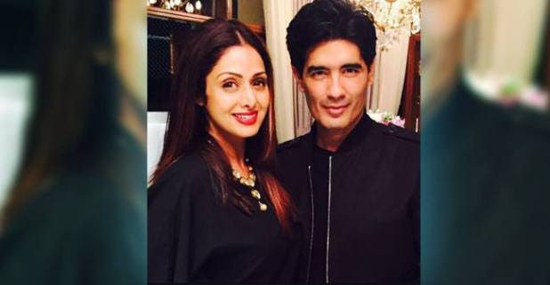 Manish Malhotra gets emotional while remembering Sridevi! Read his complete statement inside