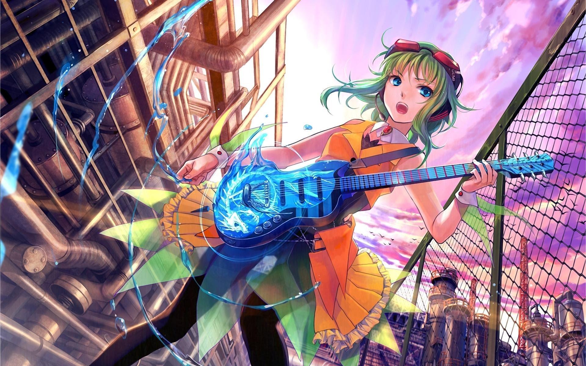 Anime Music Wallpapers HD | PixelsTalk.Net