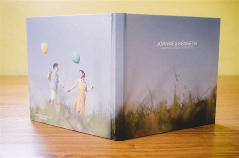 Joanne & Kenneth // Fine Art book » History Studio Hong