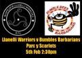 Warriors edge out brave Bradford & Bingley.