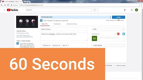 How To Upload Powerpoint To Youtube