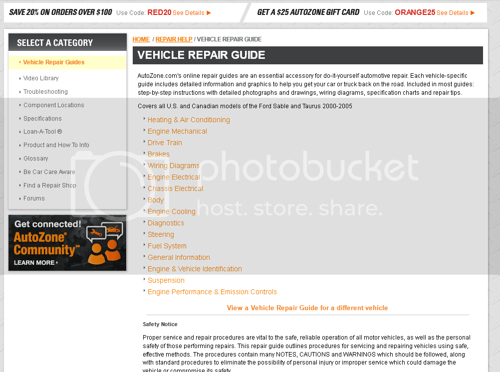2001 Ford Taurus Ses Service Manual Ford Forums