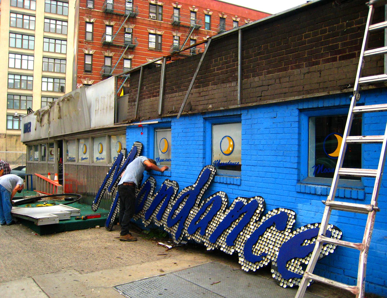 Dismantling the Moondance