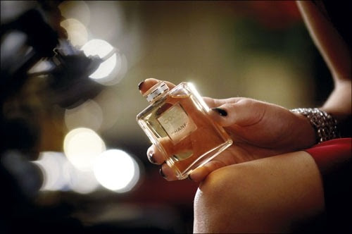 """samanthaleighg: """"A woman who doesn't wear perfume has no future."""" - Coco Chanel"""