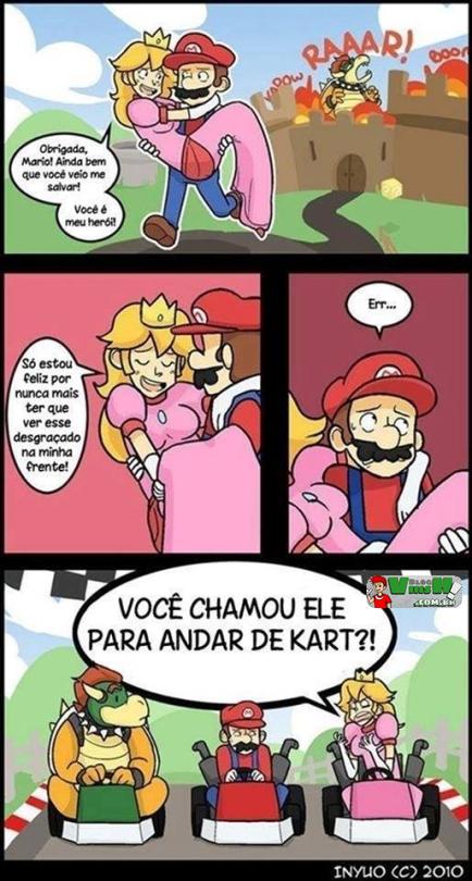 Blog Viiish - A brodeiragem de Mario e Bowser