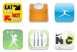 Self Monitoring Is A Key To Weight Loss App Users Consume Fewer Calories