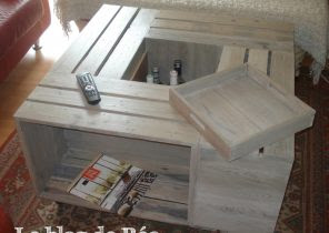 Table Basse Fait Maison Emberizaonefr