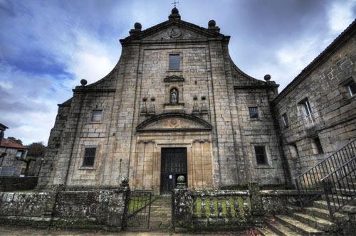 Resultado de imagen de Monasterio de Santa María (Montederramo, Ourense)
