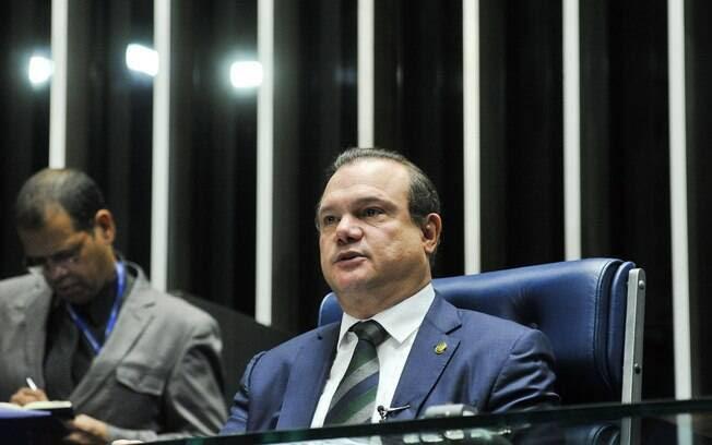 O senador Wellington Fagundes (MT) é um dos indicados do PR para compor a comissão do impeachment no Senado. Foto: Geraldo Magela/Agência Senado - 18.3.16