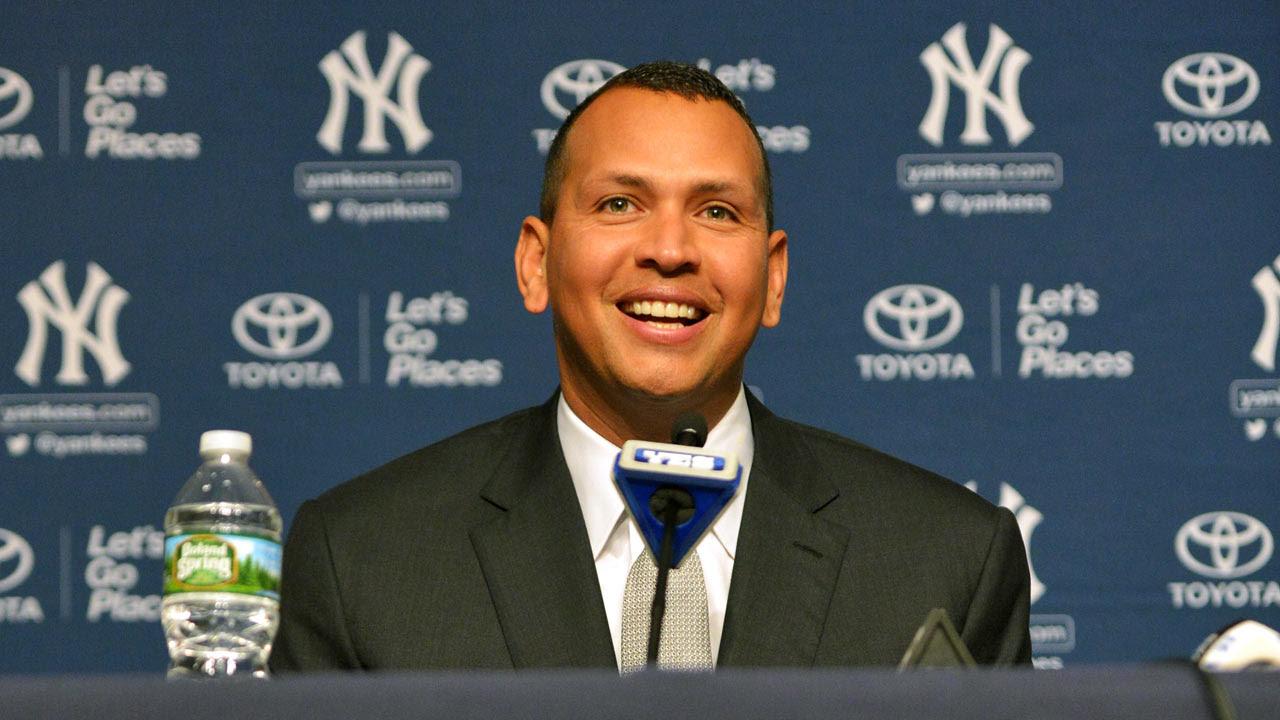 Alex Rodríguez fungirá como asesor en entrenamientos de Yankees