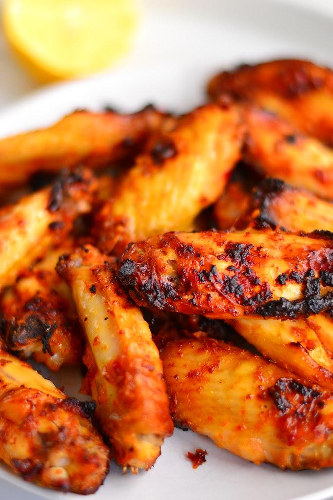 korean bbq chicken wings 1