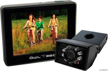 360 Rear View Video Camera