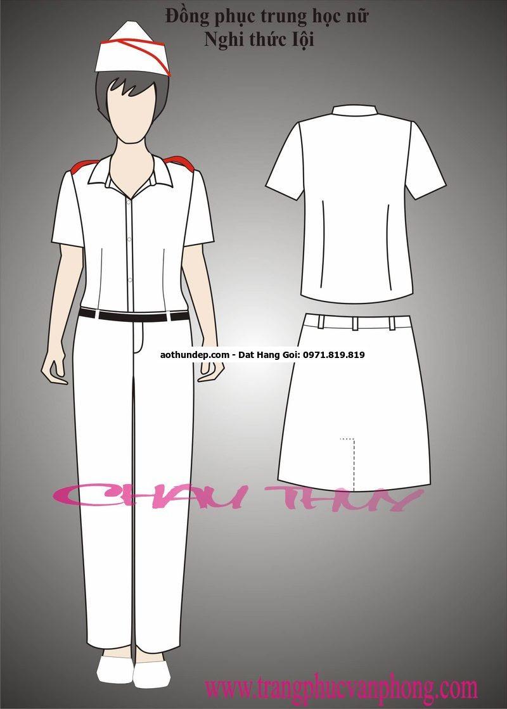 đồng phục đội trống