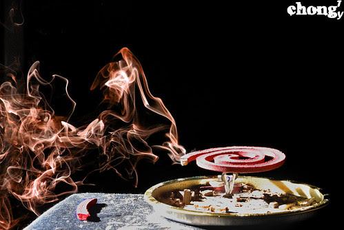 Memoirs - Smoke Experiment