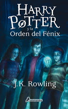 Harry Potter 5. Harry Potter y la Orden del Fénix-J-K-Rowling