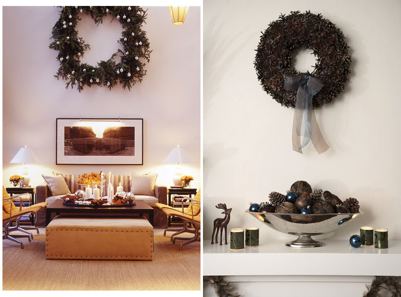 37 Easy To Make Christmas Decorations  Minimalist Home Dezine