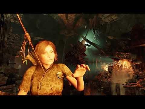 Как пройти гробницы в Shadow of the Tomb Raider