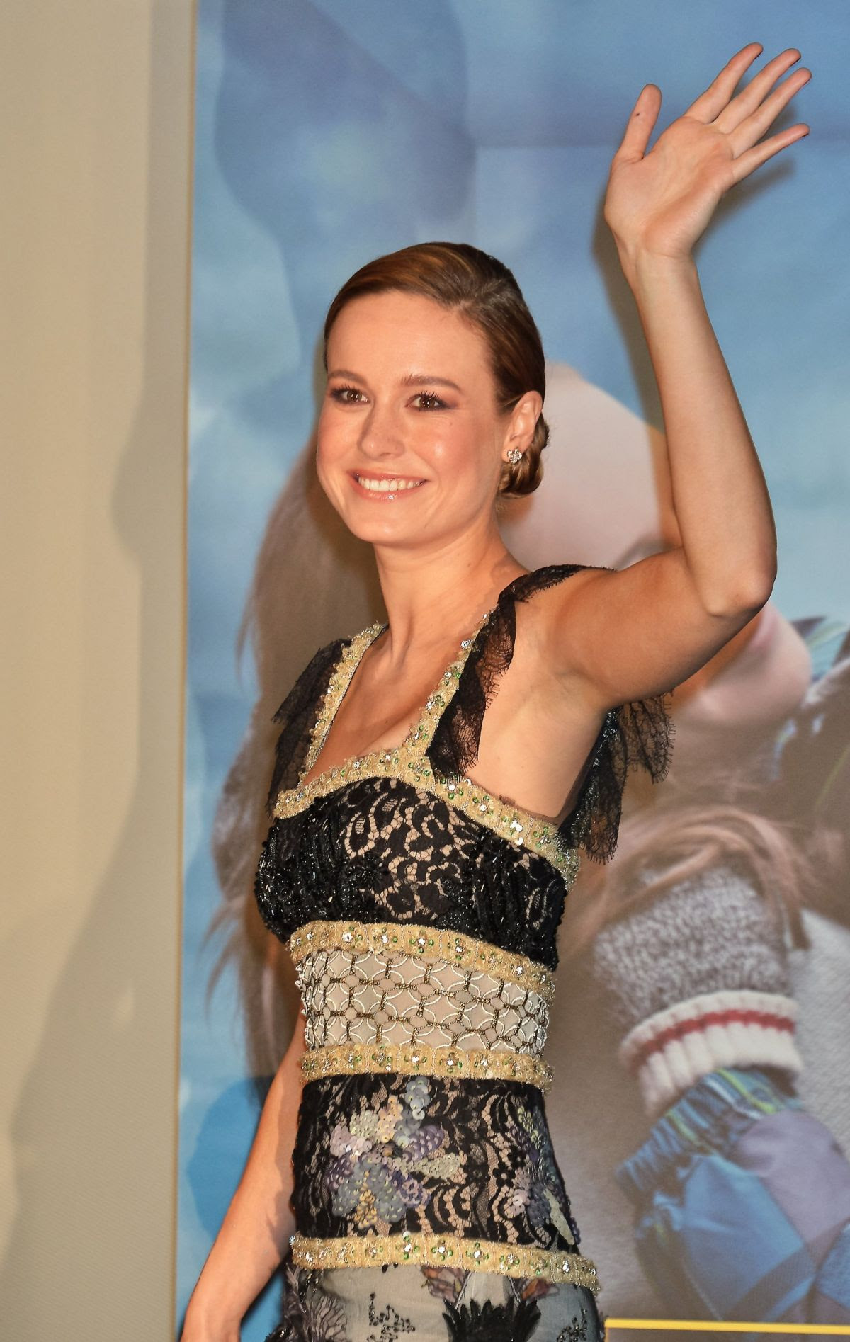 BRIE LARSON at