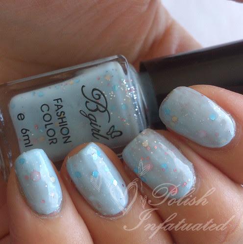 bgirl blue glitter