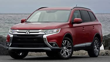 Image result for 2016 Outlander PHEV in Spain