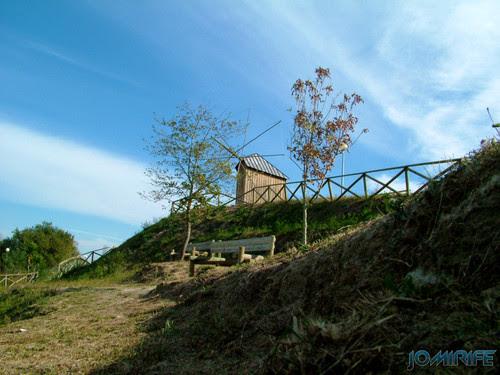 Moinho de vento do parque de Maiorca (3) [en] Windmill Park on Maiorca