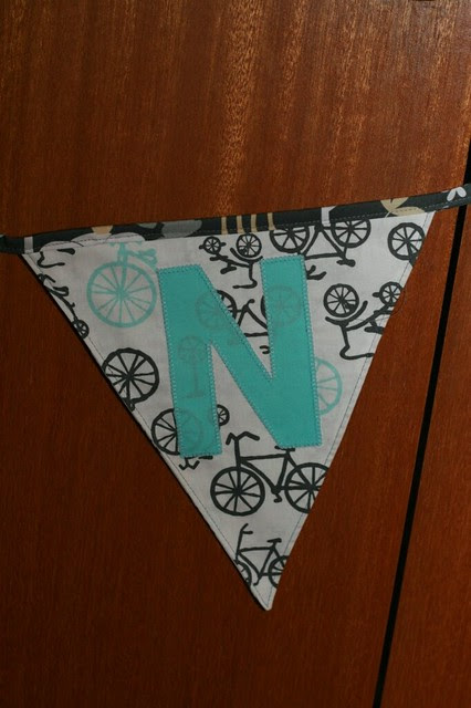 Bunting for Francis