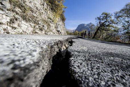 Quake in central Italy © ANSA