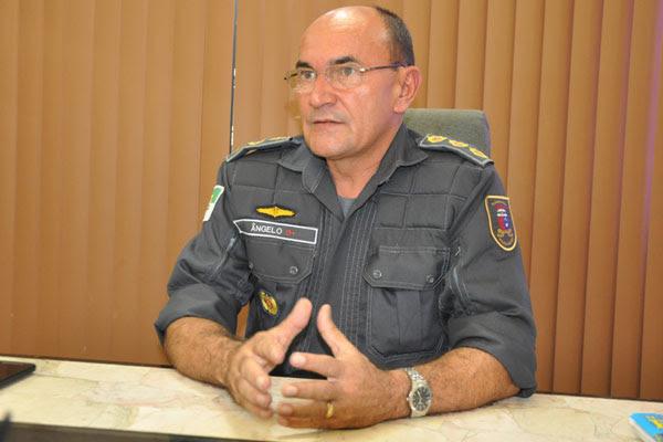 Coronel Ângelo Dantas disse que vai anunciar mudanças nos próximos dias