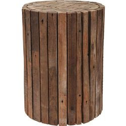 Stolik Stolek Taboret Z Pnia Drewna W Kategorii Meble Kuchenne I Do