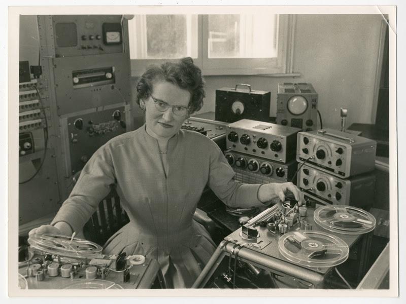 Daphne in 1962 (ORAM.7.4.085)