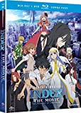 A Certain Magical Index: The Movie - The Miracle of Endymion (Blu-ray/DVD Combo)【北米import】日本語対応あり