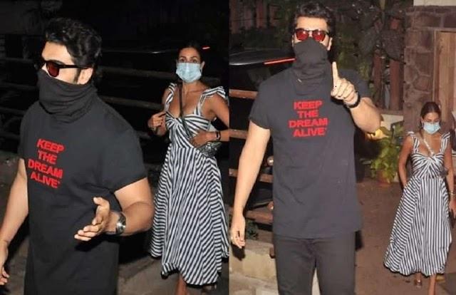 Malaika Arora संग सैफ-करीना के घर पहुंचे Arjun Kapoor नज़र आए गुस्से में, शख्स को डांट लगाते हुए वायरल हुई फोटोज