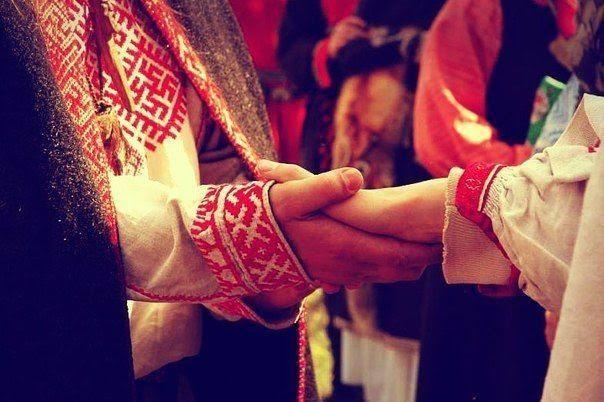Правильное взаимоотношение мужской и женской сил
