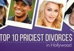 Priciest divorces in hollywood