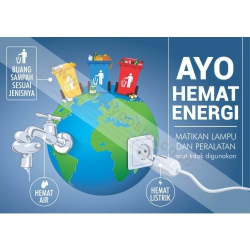 Contoh Poster Hemat Energi Listrik Untuk Anak Sd Kelas 4 ...