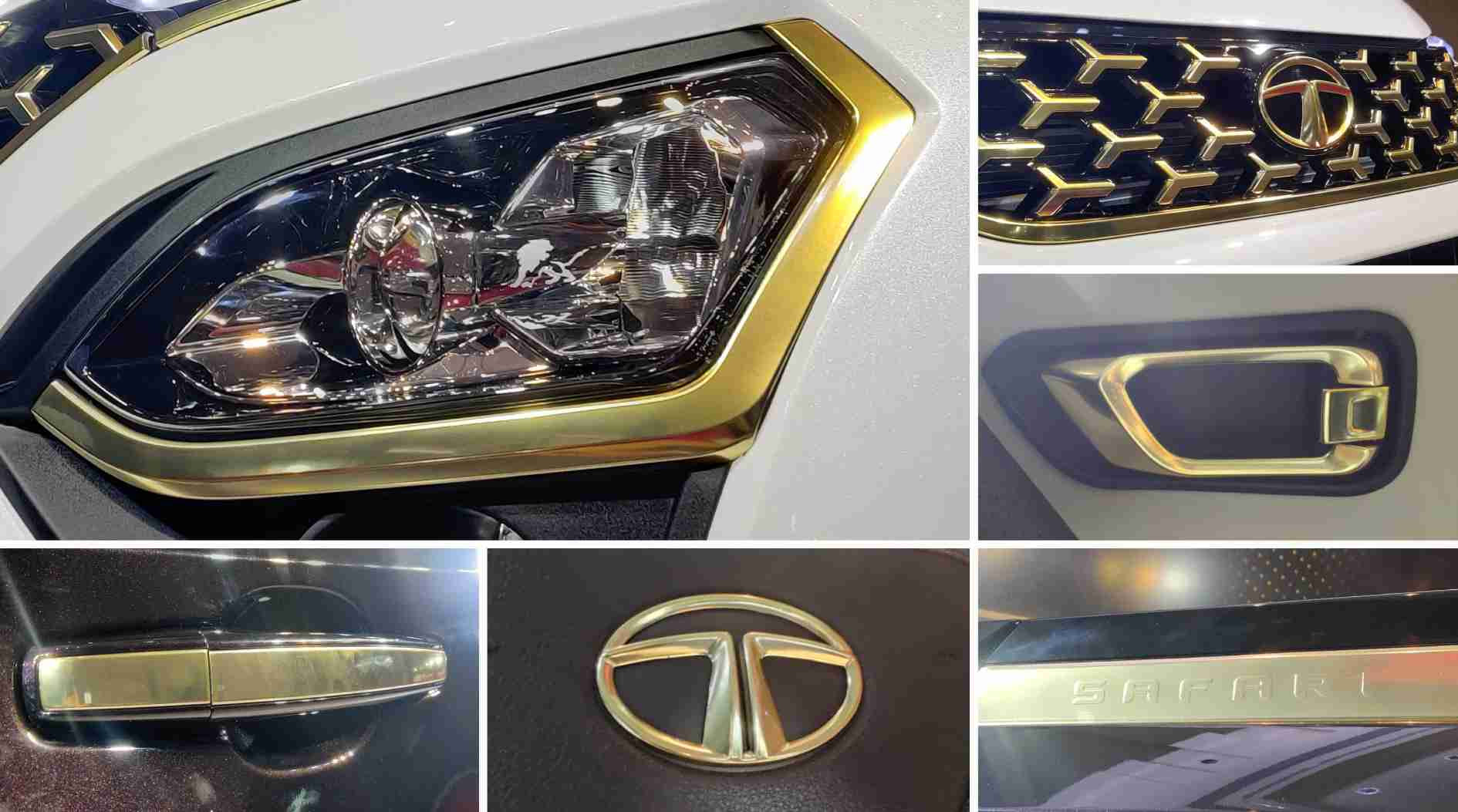 Most exterior and interior elements sport a gold finish - and it might be a bit too much for some tastes. Image: Tech2/Amaan Ahmed