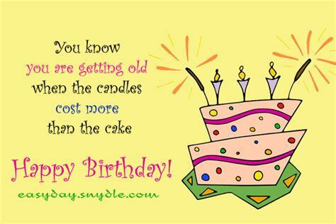 funny birthday wishes   Easyday