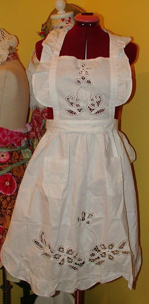battenberg apron